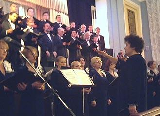 Магниторская хоровая капелла